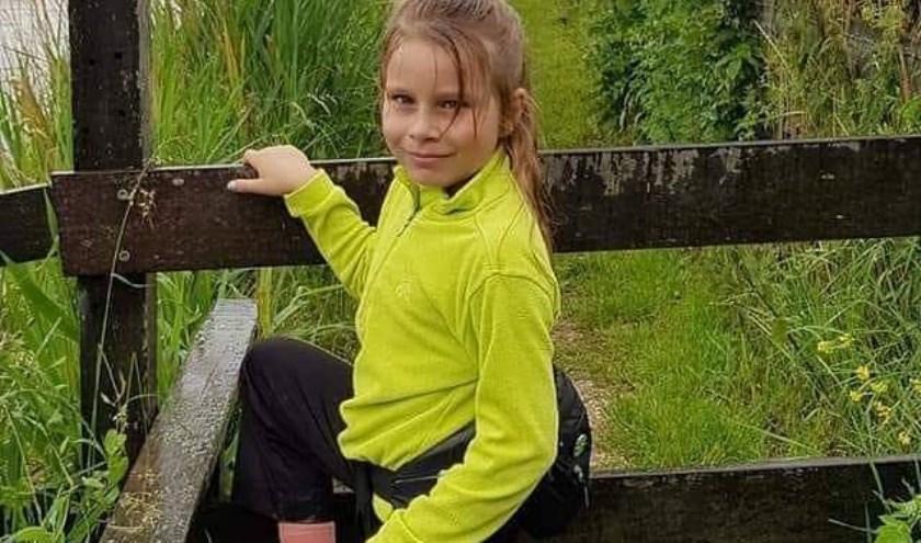 Inge wandeltvanaf haar 6de jaar en loopt veel tochten tot 30 kilometer per dag. Ook heeft ze meerdere keren de Achterhoekse Vierdaagse gelopen.