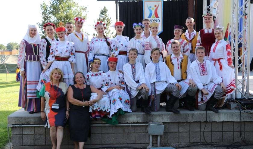 Optreden van Zorachka in USA