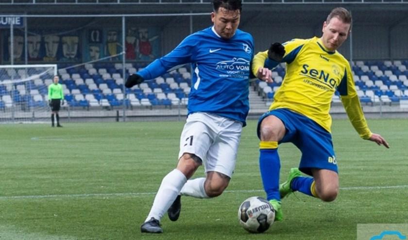 VV Barneveld gaat met een flink veranderde selectie de vierde klasse in.