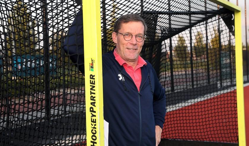 Carel van Aggelen gaat de komende drie seizoenen aan het werk bij hockeyvereniging Derby.