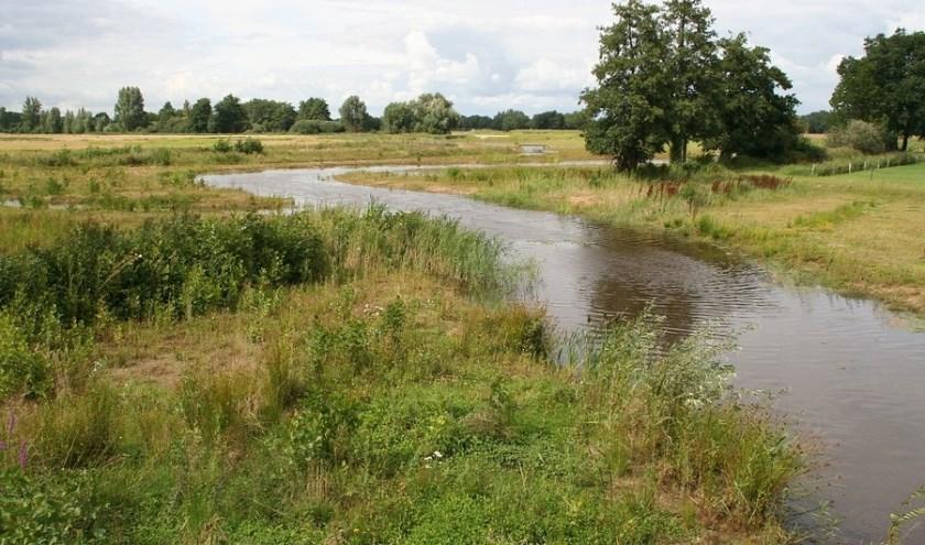 Bij deze excursie wordt gefietst langs bijzondere plekken van De Doorbraak.  (Foto: Loekie van Tweel)