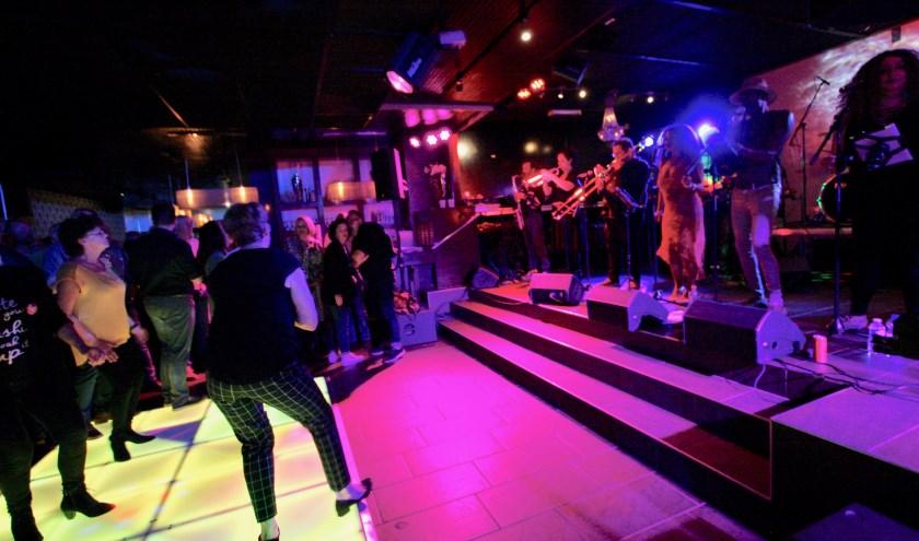 In de Pauw herleefde vorig jaar oude tijden met funk en disco.