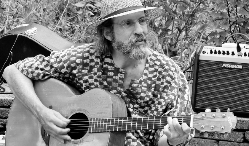 singer-songwriter Pieter Tak