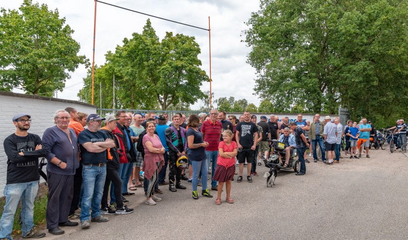 Autosport liefhebbers maken zich zorgen over de toekomst van het Eurocircuit en lieten afgelopen weekeinde hun stem horen.en zondag bij het Eurocircuit in Valkenswaard.
