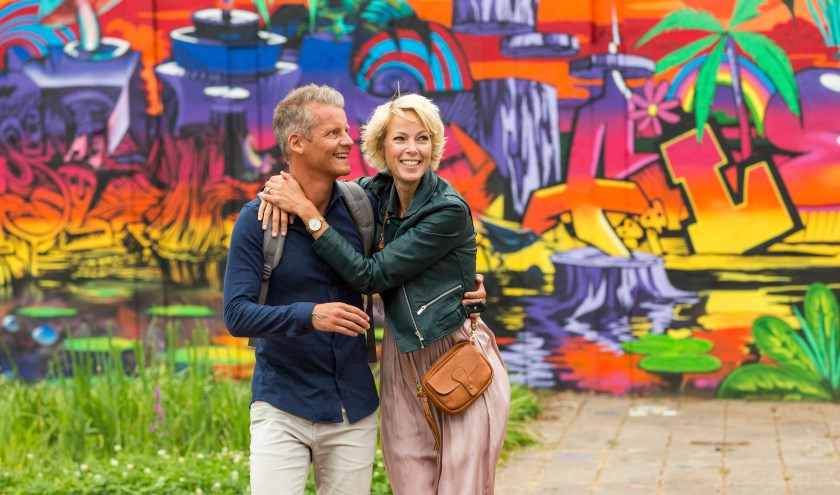 """Local Noud uit Eindhoven: """"Graffiti-fan? Dan moet je even naar de Berenkuil, een rotonde op het Insulindeplein. Geweldige murals!"""""""