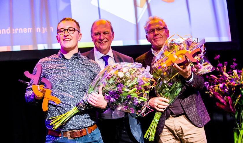 Winnaars van 2018r - HEMA Deurne & Mierlo en Albert Heijn Mierlo
