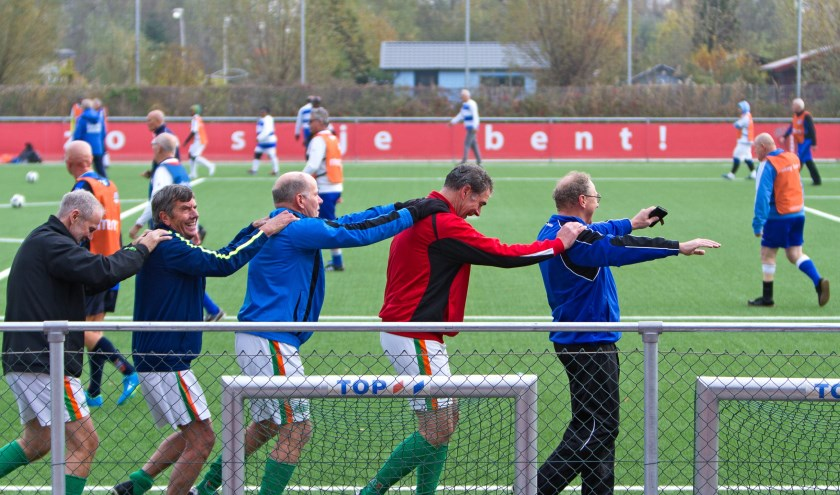 Toernooi Walking Football Amsterdam