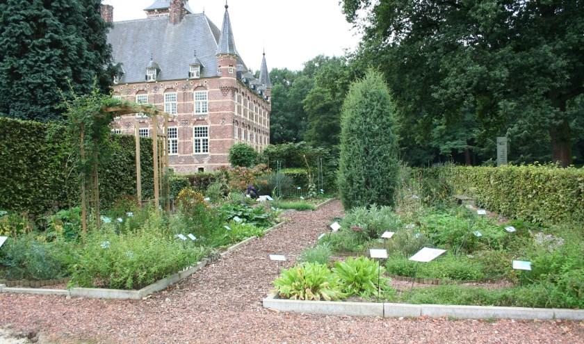 Foto: Museumtuin De Tuun. (foto: Museum Kasteel Wijchen)