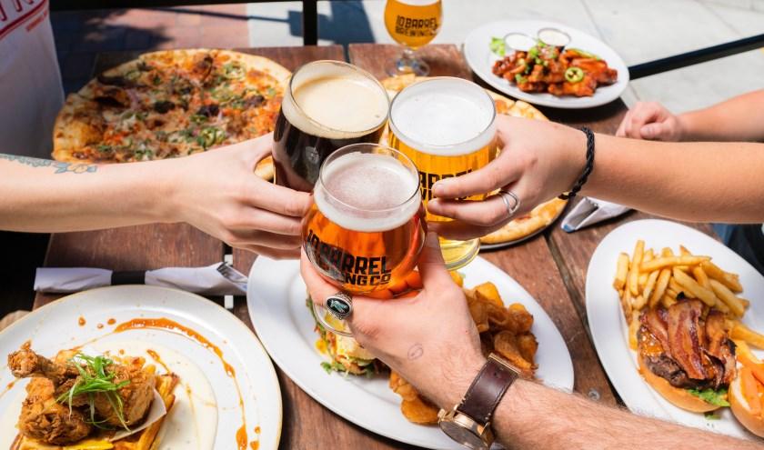 Beer & Grill is een nieuwe smaak bij de Feestweek Vroomshoop.