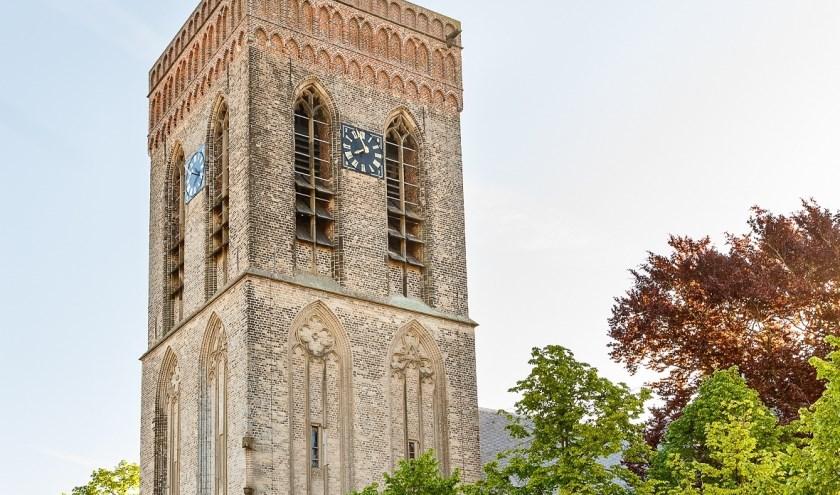 Oude Kerk centrum Ede