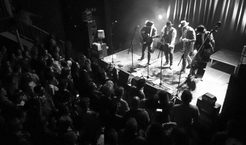 20 optredens op drie verschillende podia tijdens Podiumpop.
