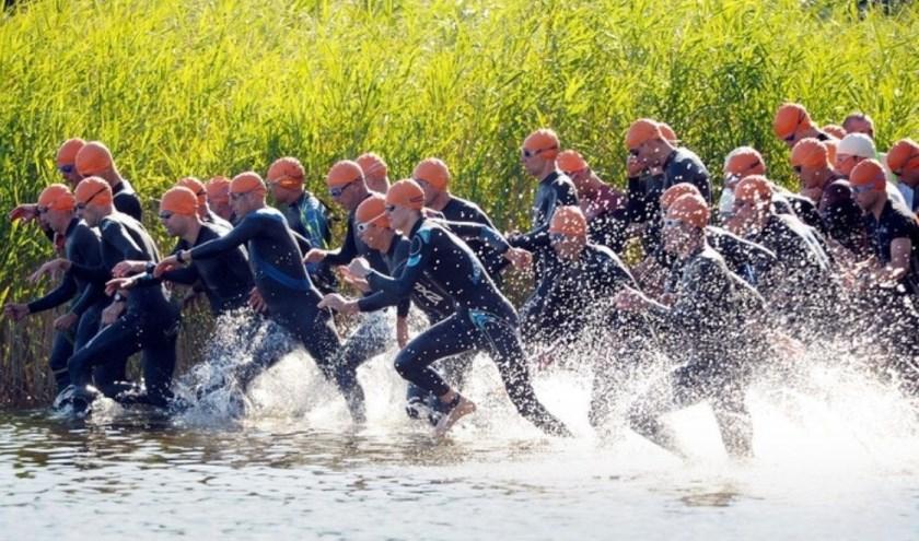 De Rutbeek Triathlon van TCT staat zondag weer op de agenda.