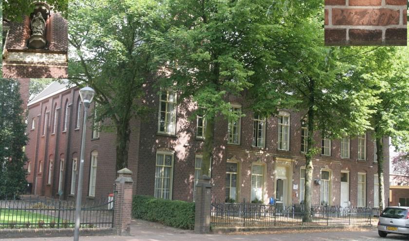 Dit rijksmonument is begonnen als een eenlaags huis uit 1872 van de kinderen van wever-koopman Bernardus Somers. (foto: Christ Libregts)