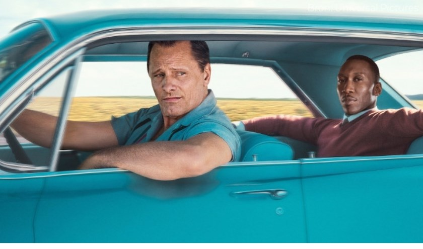 In twee vestigingen is in september de film 'Green Book te zien.