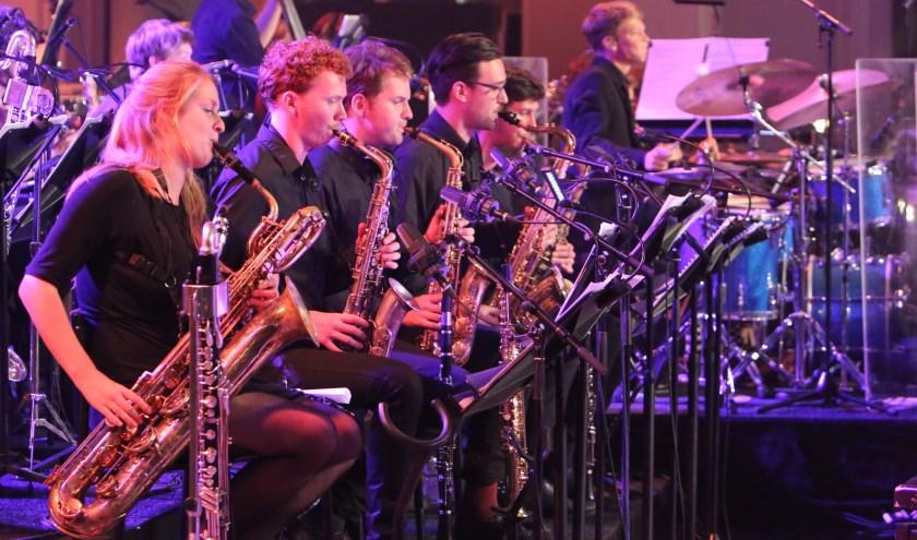 Voor studenten van conservatoria is meedoen aan Jong Metropole een unieke kans om praktijkervaring op te doen. (Foto: Pieter Kunnen)