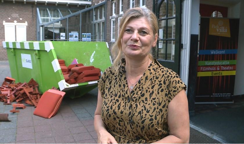 Marijke Licher, directeur van Parkvilla.