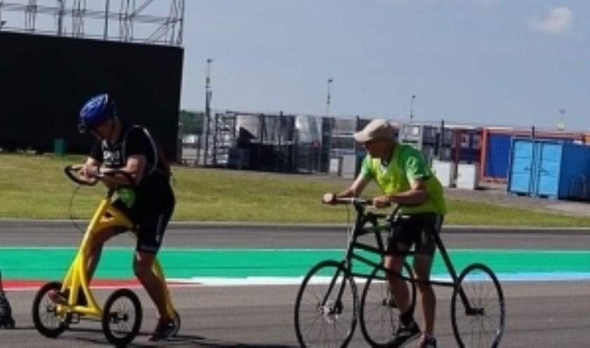 Achterhoek Onbeperkt wordt  voorafgaand aan de finish van de Ronde van de Achterhoek op 18 augustus in Terborg gehouden.