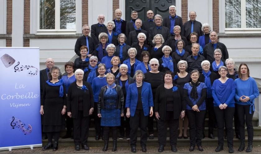 OverdagKoor La Corbeille is dringend op zoek naar bassen en sopranen. Op 29 augustus houdt het koor een openbare repetitie.