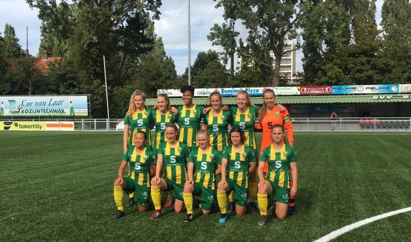 Vanaf het seizoen 2007-2008 speelt ADO Den Haag in de Eredivisie Vrouwen. De dames hopen ooit door te stromen naar de hoofdmacht.
