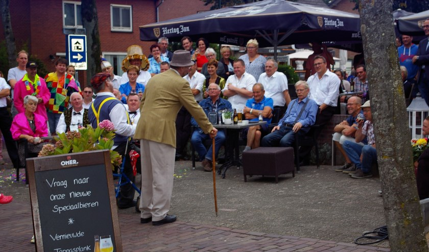 Het Mierds Straattheaterfestival vindt plaats op zondag 15 september.