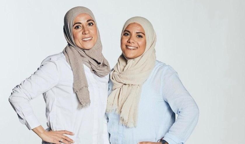 De Healthy Sisters: Najima en Rachida Kharbouch