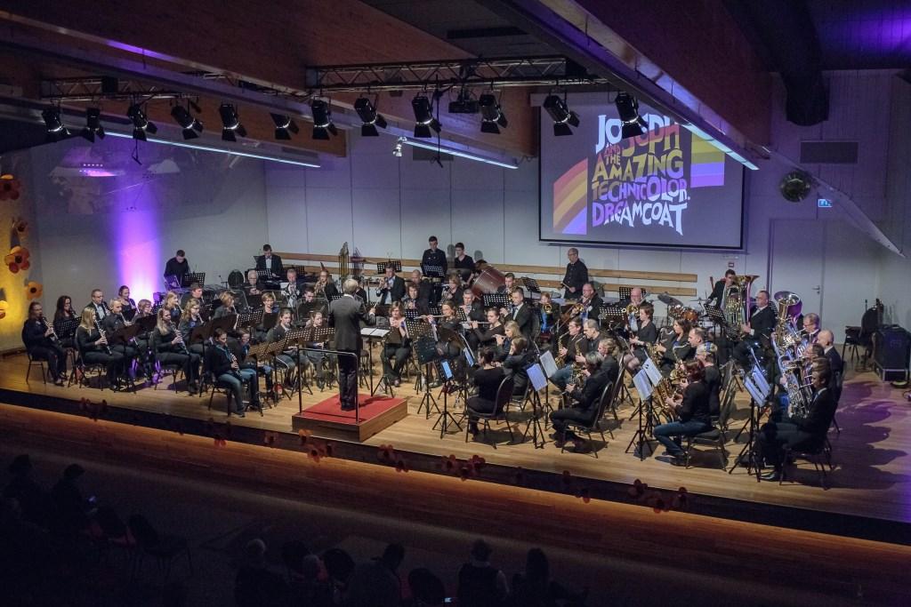 Muziek maken bij Ons Genoegen Foto: Gerard-Jan Gerritsen © DPG Media