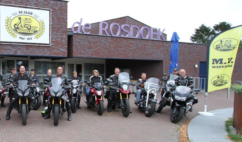 Liefhebbers van een motortoertocht zijn zaterdag 24 augustus welkom in Wintelre. Eén dag later staat de maistoertocht op het programma. FOTO: Ad Adriaans.