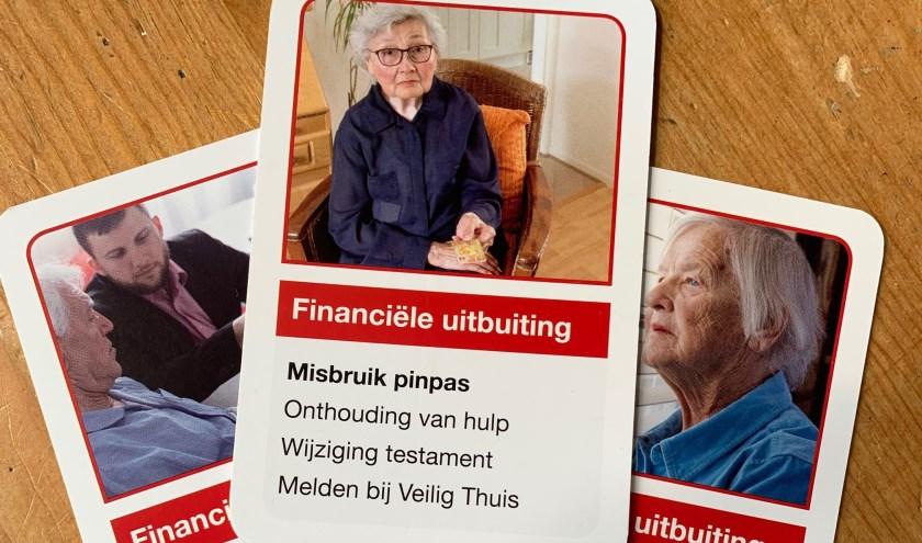 Het ThuisPluis-kwartet geeft inzicht in vormen van financiële uitbuiting.