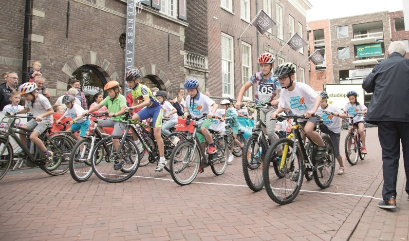 De grootste dikke bandenrace van Nederland vindt plaats tijdens de Profronde van Almelo.