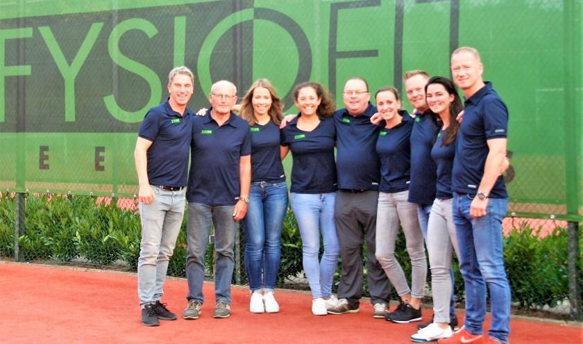 De werkgroep van het Dorpentoernooi van Fidote garandeert een gezellige en sportieve ambiance tijdens de zilveren editie van het toernooi.