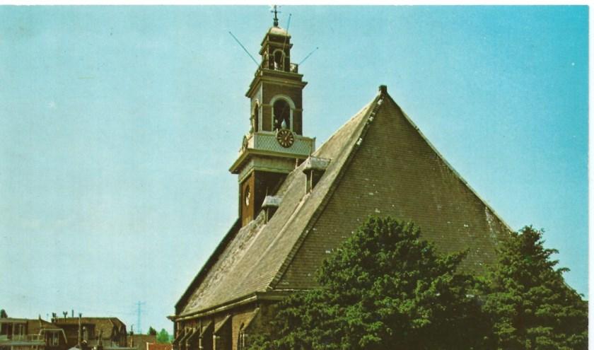 Ansichtkaart, uitgegeven door M.Mudde in 1978.