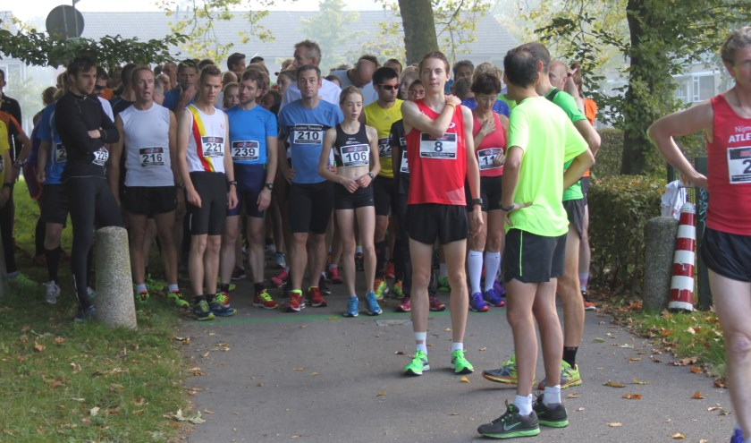 Start Staddijkloop.