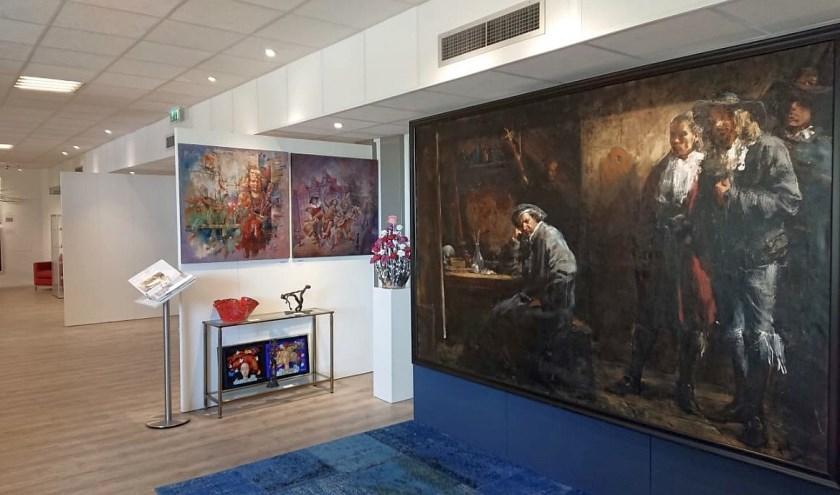 Galerie Kunstbrug opent op 6 oktober de deuren van de nieuwe expositie, de zevende.