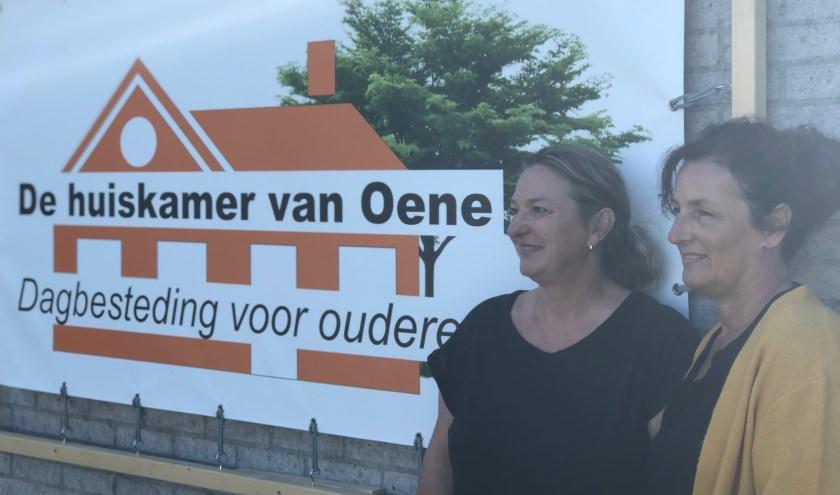 Annemiek Visch en Alida Knippels hebben  hebben jarenlang ervaring op het gebied van ouderenzorg.