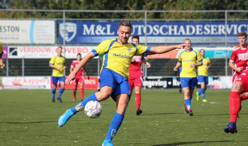 Lars van Wetering verruilt Nunspeet na twee jaar voor FC Horst.