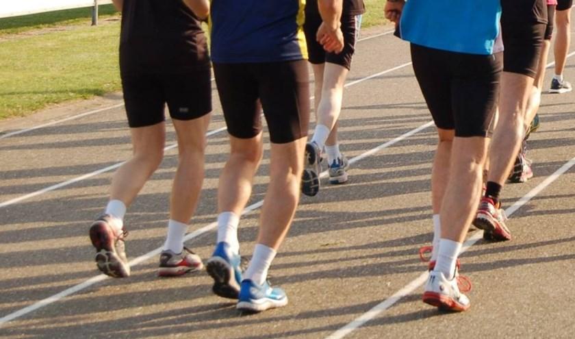 hardlopen bij b.o.d. de Sprinters