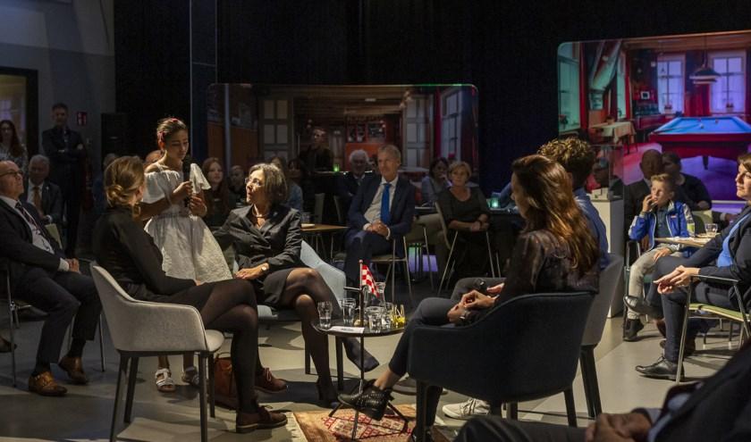 Het congres werd afgesloten met een vrijheidsmaaltijd in het Huis van Waalre. Tijdens de maaltijd werd in een talkshow gesproken over verschillende aspecten van vrijheid en presenteerden de jongeren hun resultaten aan onder andere Gerdi Verbeet, voorzitter Nationaal Comité 4 en 5 mei, én directeur Brabant Remembers Femke Klein.