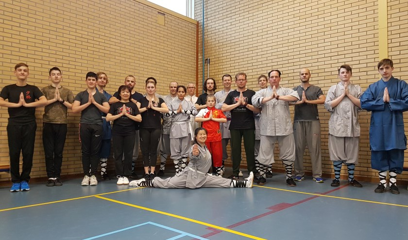 Team.Shaolin He Yong Gan Apeldoorn