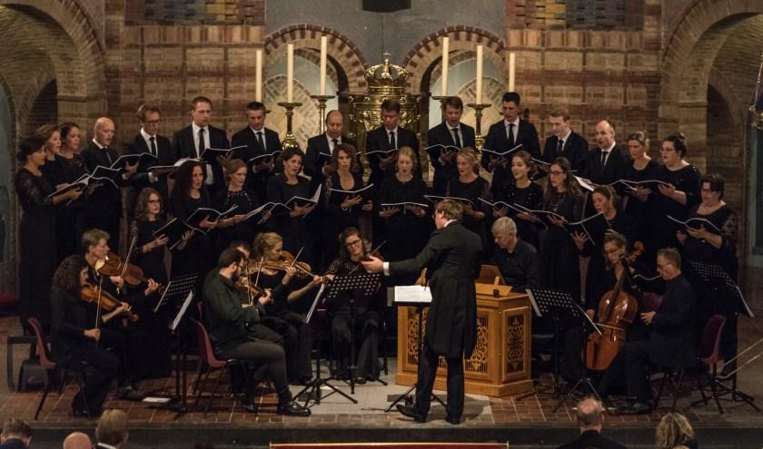 Vocaal Ensemble Rijssen verzorgt op zaterdag 5 oktober om 20 uur een jubileumconcert in deDionysiuskerk.