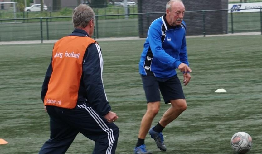 Het is de eerste keer dat het Jan Verriet-toernooi wordt georganiseerd. (Foto: eigen foto)