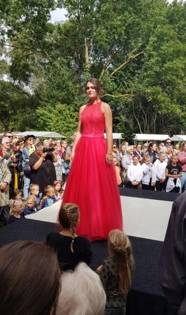 De eerste Fair met Flair was een schot in de roos. De modellen op de catwalk hadden aan aandacht ook geen gebrek. (foto: PR)