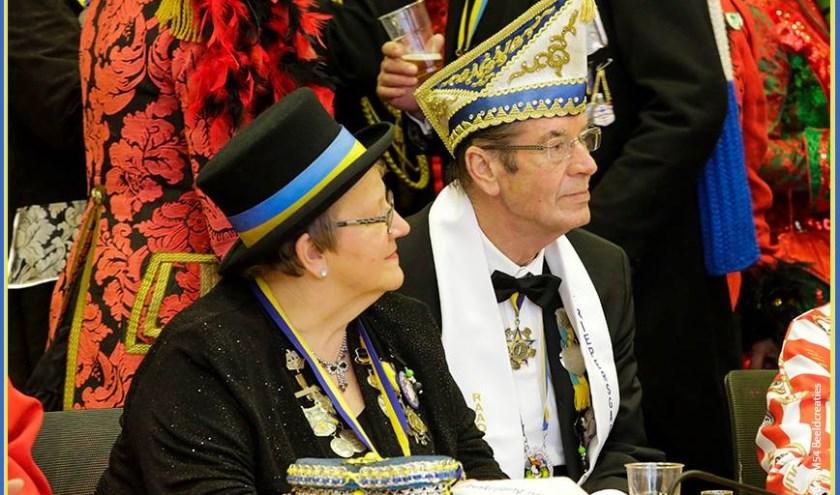 Martien Wijnen met zijn Tilly. Foto: Jurgen van Hoof