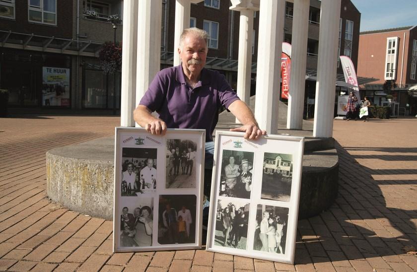 Frans Brink: een Arnhemmer die sinds 1976 in Westervoort woont en al sinds zijn jeugd ansichtkaarten verzamelt.