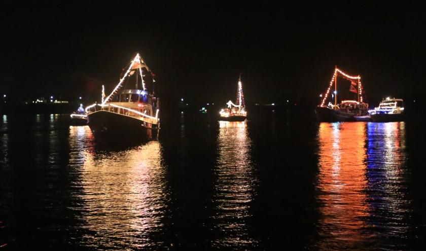 Zaterdagavond 7 september start de derde editie van Sail. Er zijn ruim veertig schepen aangemeld. De schepen verzamelen zich tussen 19.00 en 20.00 uur op de Afgedamde Maas.
