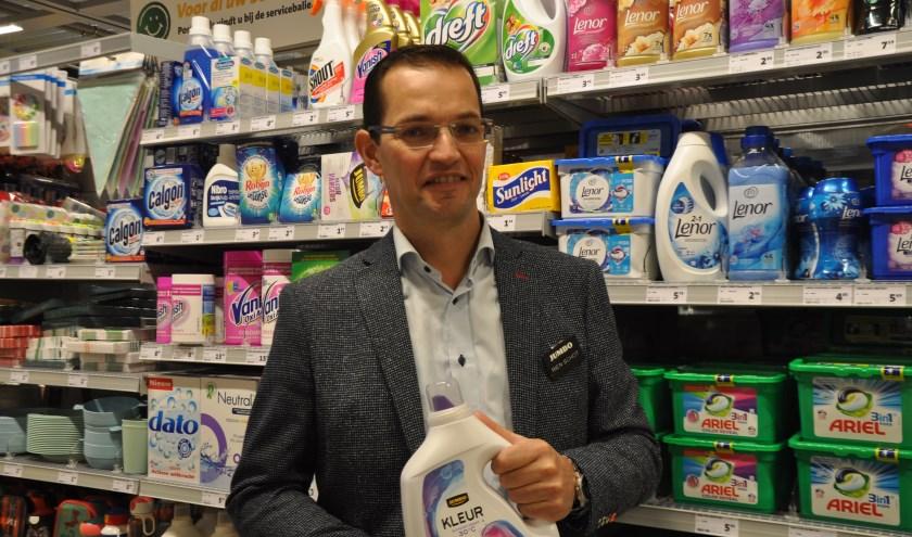 Verzorgingsproducten en wasmiddel zijn hard nodig voor de pakketten van de Voedselbank. Op 28 september is er een inzameling bij Jumbo.
