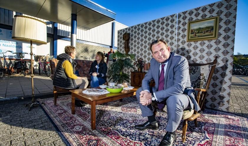 Nationale ombudsman Reinier van Zutphen. FOTO: Thierry Schut