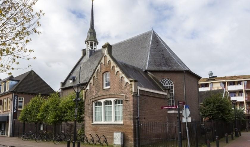 De Ontmoetingskerk in Zevenaar is een monument dat gebouwd is in 1659. Het is dit jaar dus 360 jaar oud. (foto: PR)