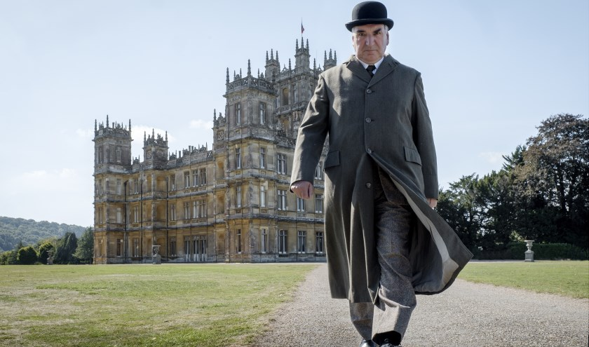 Jim Carter als Charles Carson in Downton Abbey.