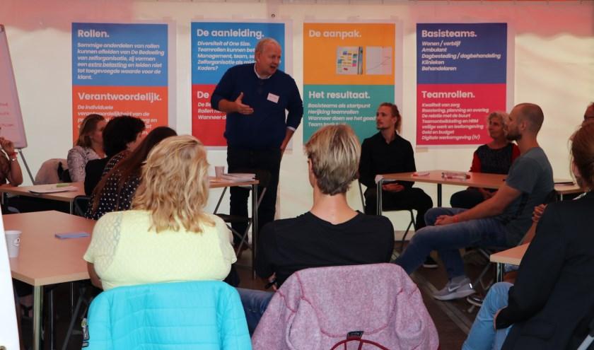 Het 'congres met de sfeer van een festival' werd georganiseerd door Ipse de Bruggen.