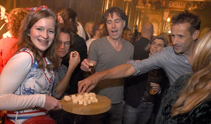Vorig jaar werd Sensation Kaas in de Gouwekerk gehouden. Foto: Marianka Peters